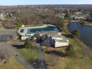 Community Center & Pool